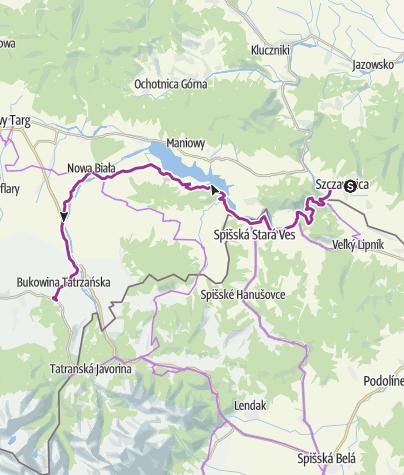 Map / Poland day 4
