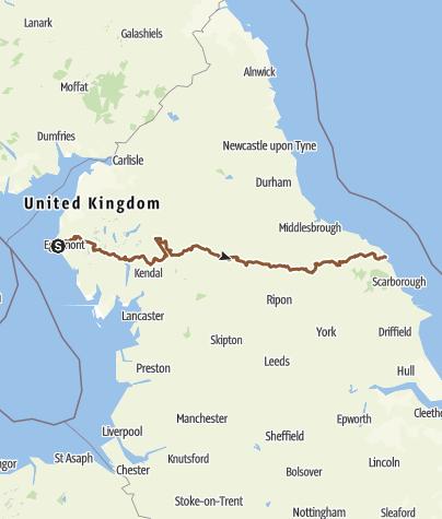 Map / Coast-to-coast (c2c)