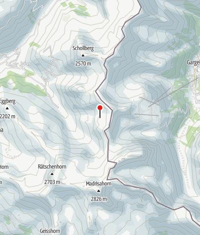 Karte / Gafiersee