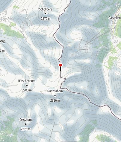 Karte / Gafierjoch