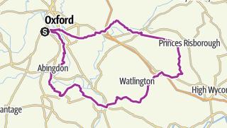 Карта / Watlington cct
