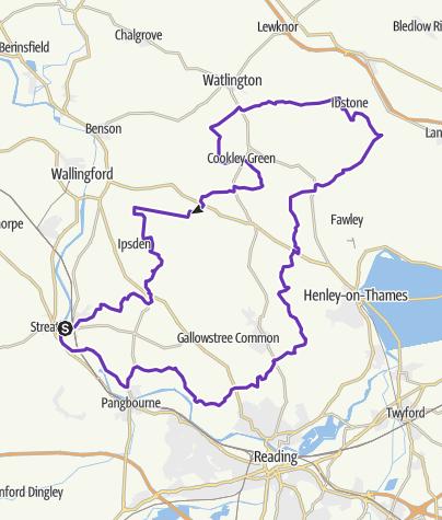 Map / Centurion CW50 2016