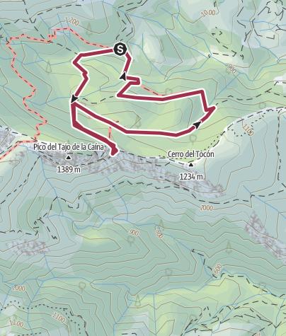 Map / Nuestra primera ruta.