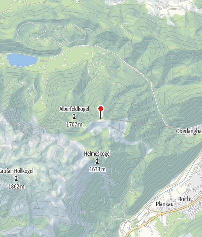 Karte / Pledigupf 1624m