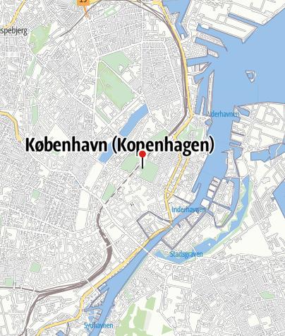 Karte / Schloss Rosenborg