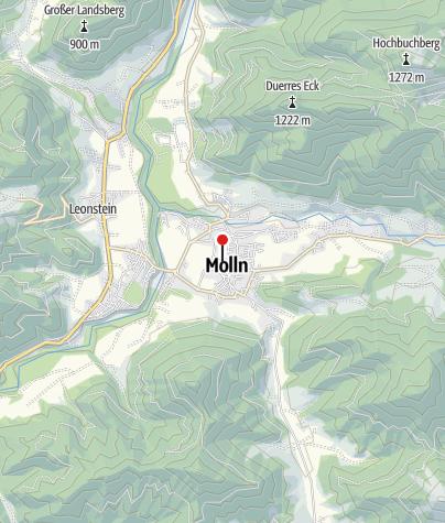 Karte / AV-Haus Molln