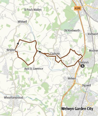 Map / Track 13 Jan 2012 14:27