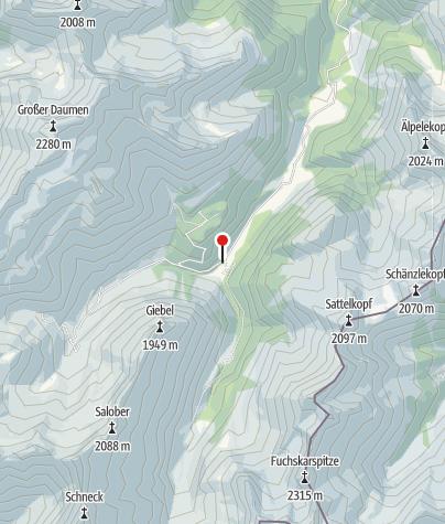 Map / Giebelhaus