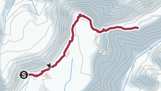 Map / Route from Simien Mts 1
