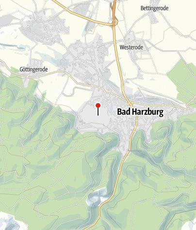 Karte / Grube Friederike