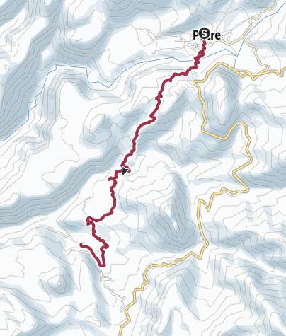 Karte / Putre nach Socoroma