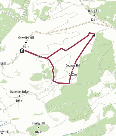 Map / Ashley Walk
