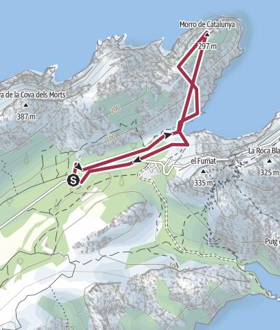 Map / 38 Creek & Peak 2