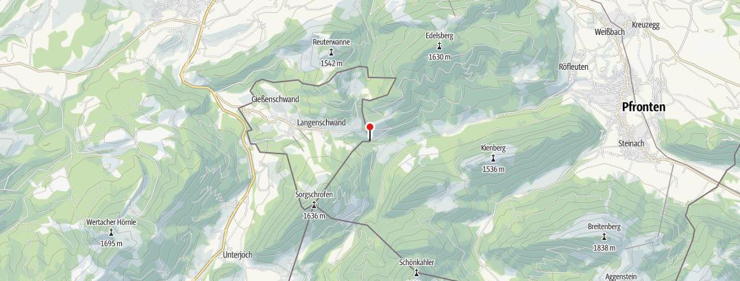 Карта / Шейдбах