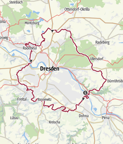 Map / Osterspaziergang 2013
