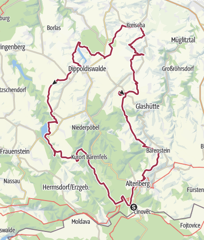 Map / OEH_2014_Vulkantour