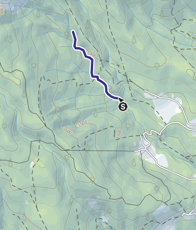 Map / Rio Biois, G