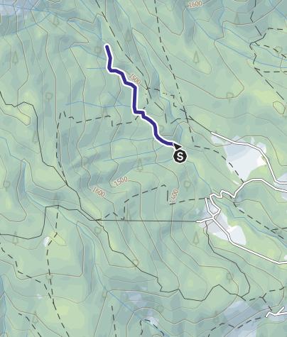 Karte / Rio Biois, G