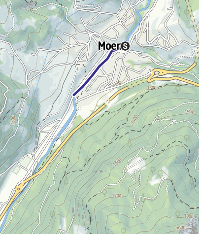 Map / Torrente Avisio, ZT