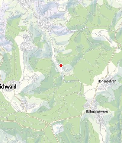 Karte / Baacher Forellenmühle Fischerstüble