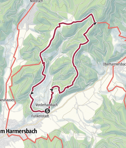 Genießerpfad Hahn Und Henne Runde In Zell Am Harmersbach