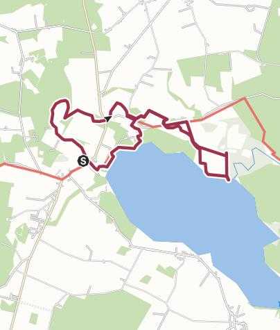 Map / Kvalitetssti Kongskilde