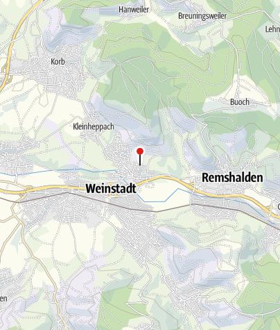 Karte / Weingut Bernhard Ellwanger