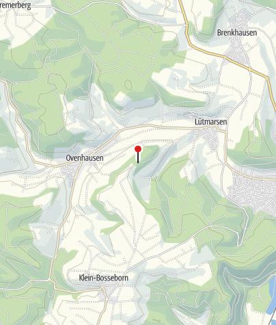 Karte / St. Michael Kapelle auf dem Heiligenberg