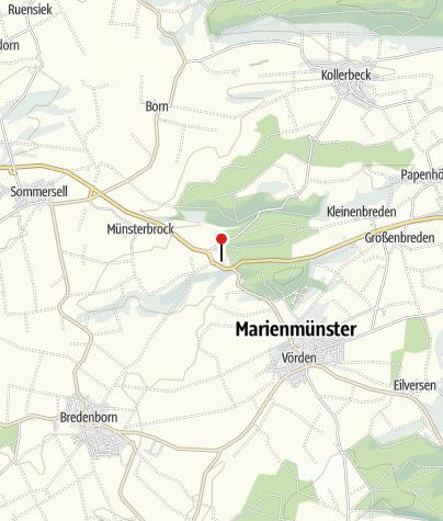 Kaart / Abtei Marienmünster
