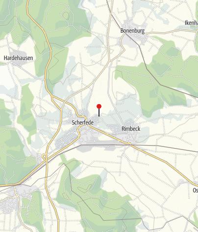 Kaart / Diakonissen-Kommunität Zionsberg