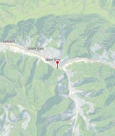 Karte / Naturbadeteich Stanz