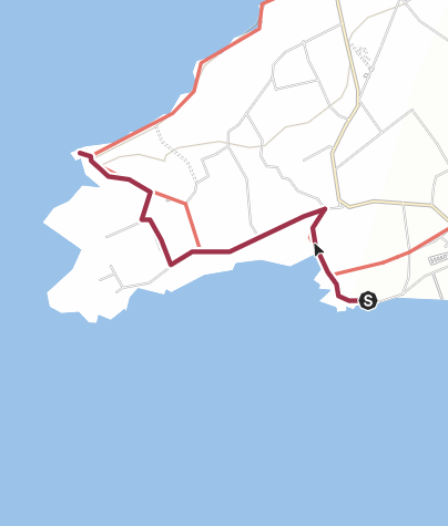 Mappa / Cliff of Moher - from cost