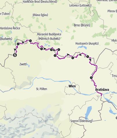 Iron Curtain Trail - EuroVelo 13 • Fernradweg ...