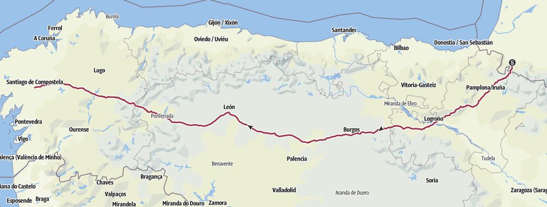 Map / Uwe CF 2018