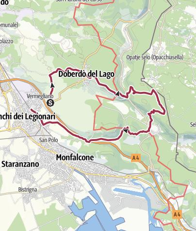 Map / Ronchi - Iamiano