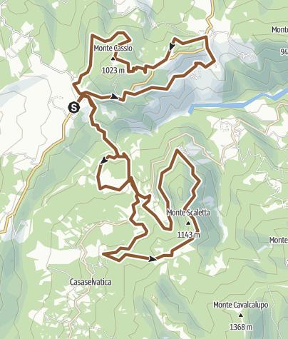 Map / CAIPR-02-SaltiDelDiavolo