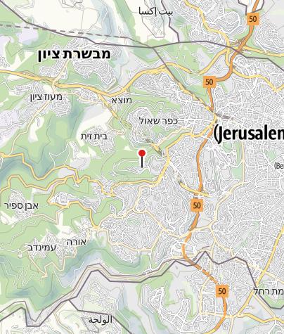 מפה / מוזיאון יד ושם – רשות הזיכרון לשואה ולגבורה