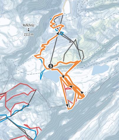 Map / 01.04.2013 - Melchsee Frutt