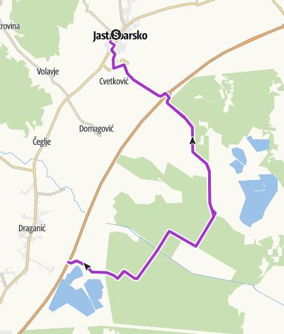 Map / Jaska_Crna Mlaka_Mrzljaki Draganićki