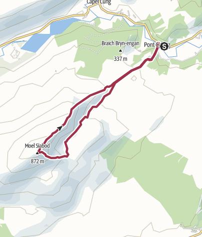 Map / moel saibod (tom and Al)