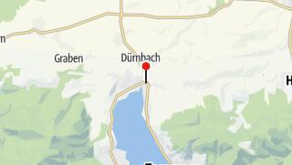 Map / Die Alpenüberquerung – Einmal zu Fuß über die Alpen wandern