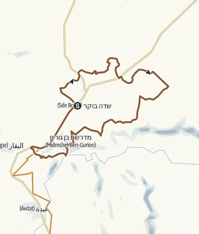 Map / Haverim Night