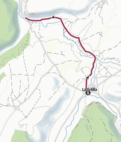 Map / SEGOVIA rio CEGA_Velilla-Pajares de Pedraza
