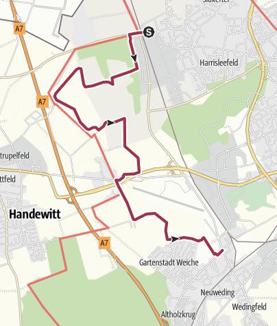 Map / Hörner und Horizonte