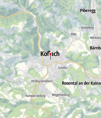 Karte / Brauhausstüberl