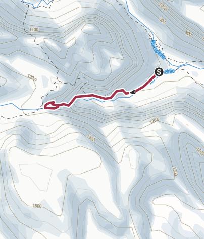 Map / Cachoeirão por baixo