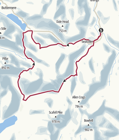 Map / Four Passes