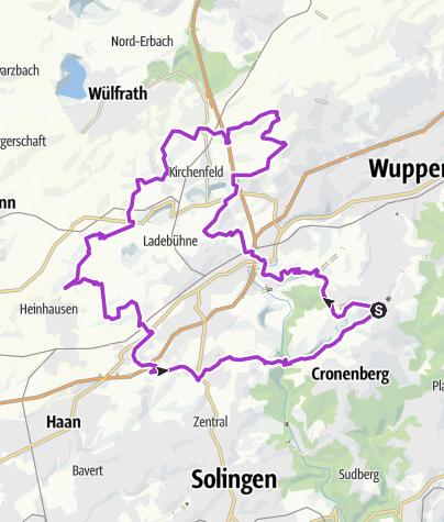 Map / Eulenkopflauf HM+M
