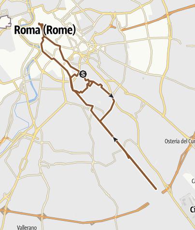 Map / Appia antica
