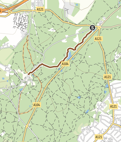 Map / Epping Forest - The Original